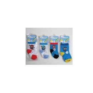 Baby Teddy Bear Baseball Socks Case Pack 144 Everything