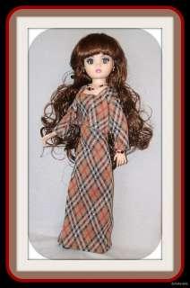 + GOWN + JEWELRY 4 MA CISSY DOLL 5pc custom clothes fashion