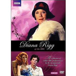 Diana Rigg At The BBC (Full Frame) TV Shows