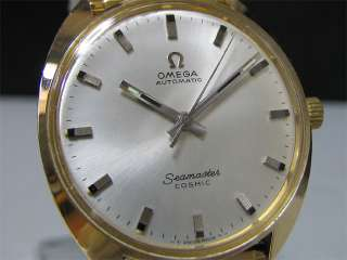 Vintage 1960s OMEGA Automatic watch [Seamaster COSMIC]