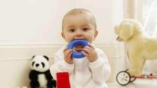 Teething signs   Tesco Baby & Toddler Club