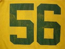 GREEN BAY PACKERS Football Jersey (#56 Barnett) Adult Medium
