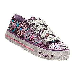 Girls Groovy Girls   Purple  Twinkle Toes Shoes Kids Girls