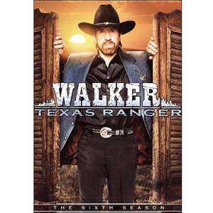 Walker, Texas Ranger The Complete Sixth Season (Full