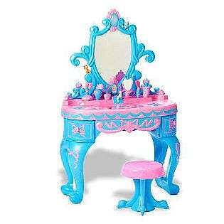 Disney Princess Magical Talking Cinderella Vanity  Toys & Games