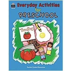 Everyday Activities For Preschool: Toys & Games