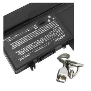 9 cells Replacement Battery for Dell Latitude D420 D430 Battery