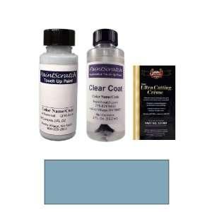 Oz. Light Blue Metallic Paint Bottle Kit for 1986 Chevrolet Astro