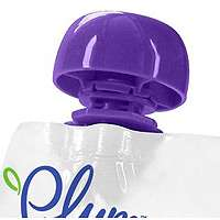 Plum Organics Second Blends Baby Food   Blueberry, Pear & Purple