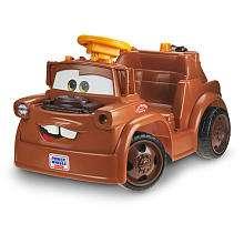 Power Wheels Fisher Price Ride On   Disney Pixar Cars 2   Lil Mater