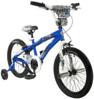 Mongoose 18 inch Decoy BMX Bike   Boys   Mongoose