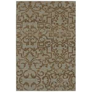 French Quarter Bluestone 86x116 Karastan Area Rug