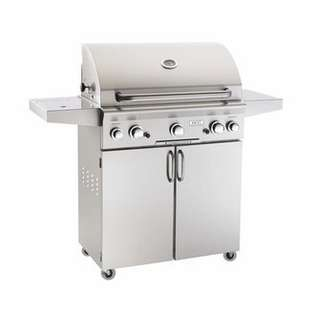 Fire Magic 30NC American Outdoor Grill Portable Natural Gas Stainless