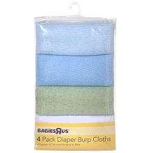 Us Diaper Burp Cloths   4 Pack   Boys   Babies R Us   BabiesRUs