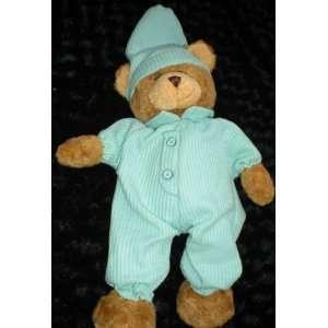 15 Plush Sleep Time Teddy Bear in Pajamas Toy Toys