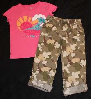 Gap Old Navy Girls Shirts Jean Capris Dress Clothes size XS 5T 4 5 Lot