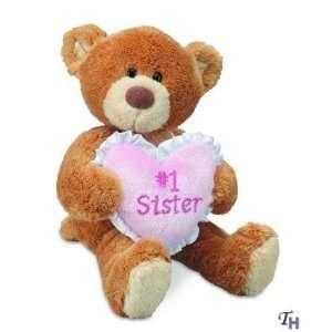 Gund My Sister, My Friend Teddy Bear Baby