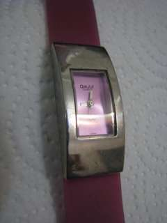 OMAX CRYSTAL LL019 LADIES QUARTZ WATCH JAPAN