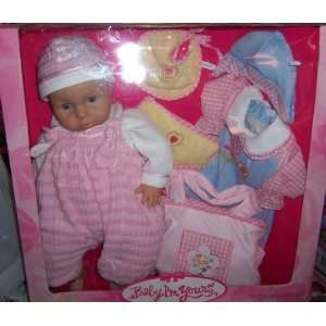 Baby Im Yours 18 Doll and Layette Set Toys & Games