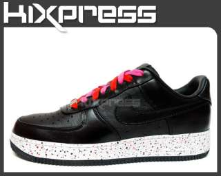 Nike WMNS Air Force 1 Supreme [318013 001] Black Valentines Edition