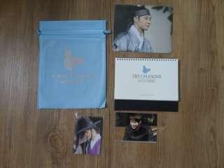 TVXQ JYJ MICKY YOOCHUN 2011 Calendar Fan Goods