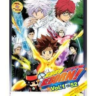Reborn   Complete TV Series DVD 5 Box Set (1 203 Episode END)