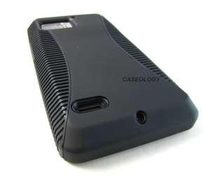 HYBRID HARD TPU GEL CASE COVER MOTOROLA DROID BIONIC PHONE ACCESSORY