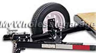 3x4 Pull Tow Behind Motorcycle Towing Cargo Trailer NEW