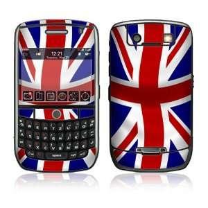 UK Flag Decorative Skin Cover Decal Sticker for BlackBerry