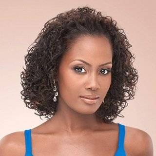 Outre Quick Weave Synthetic Hair Half Wig   Shakra (Color
