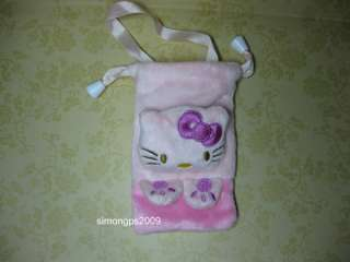 HelloKitty pouch case  mp4 mobile phone Coin bag #7