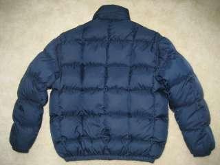Ralph Lauren Polo Sport Puffer Down Ski Jacket Coat Mens Small  Free