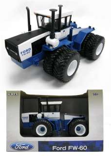ERTL 132 New Holland *FORD FW 60* 4wd Tractor NIB