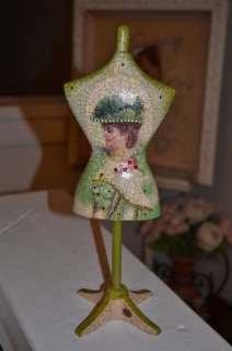 MICHAL NEGRIN Dress Form Mannequin Extremely RARE WOW