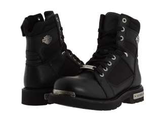 Harley Davidson Mens Sundown Motorcycles Boots