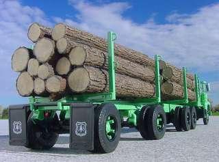 USDA FOREST SERVICE LOGGING MACK TRUCK PUP First Gear