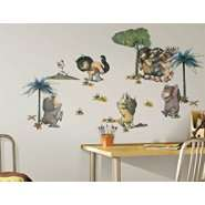 Room Mates Wild Horses Peel And Stick Wall Sticker