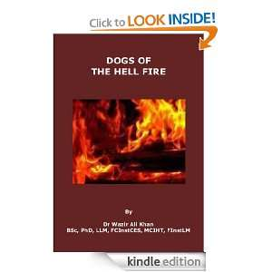 DOGS OF THE HELLFIRE: Wazir (Dr) Khan:  Kindle Store