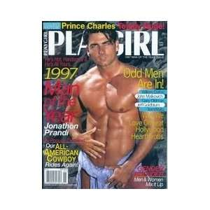 Playgirl Magazine, issue dated January 1997 :ALL AMERICAN COWBOY