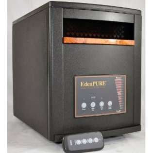 EdenPURE GEN3 Model 1000 Quartz Infrared Heater at
