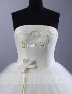 Ball gown princess Wedding Dress Bridal Gown Size IN STOCK Hot Sale