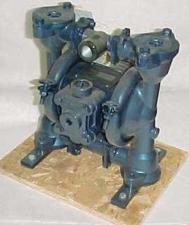 Lincoln Lubrication Air Powered Diaphragm Pump 84840