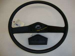 MAN Bus Steering Wheel