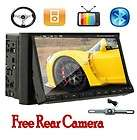 Din Car DVD Player Radio Ipod TV A2DP Call None GPS Head Unit