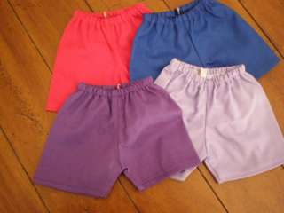 BITTY BABY ALIVE CABBAGE PATCH KID SHORTS purple