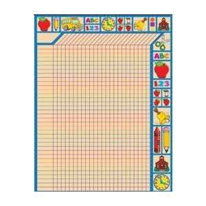 978 0 439 50346 4 Country Schooltime Incentive Chart Toys & Games