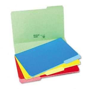 Pendaflex Products   Pendaflex   Two Tone File Folders, 1