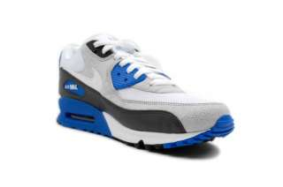 Nike Mens Air Max 90 Anthracite White Obsidian 325018 050