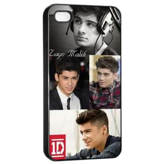 New 1D One Direction Zayn Malik iphone Case 4/4s Black