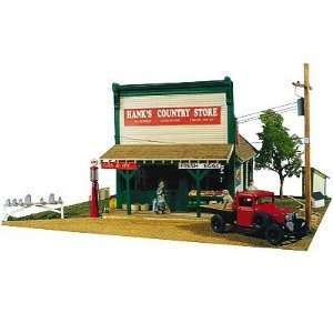 Berkshire Valley O Scale Hanks Country Store Kit Toys